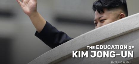 Brookings Essay: The Education of Kim Jong-un