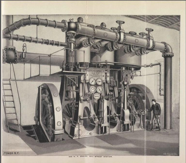 Columbia University Libraries, Edison Electric Illuminating Company of New York
