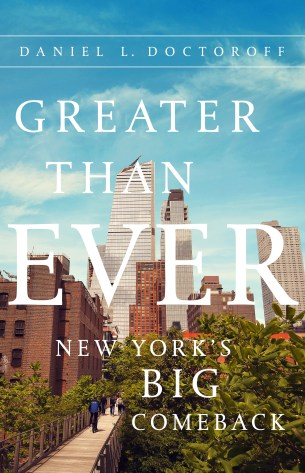 Greater than Ever book cover