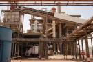 Areva's Somair uranium mining facility is seen in Arlit, September 25, 2013. Picture taken September 25, 2013.   To match Special Report NIGER-AREVA/        REUTERS/Joe Penney (NIGER - Tags: BUSINESS COMMODITIES ENERGY) - GM1EA240B3A01