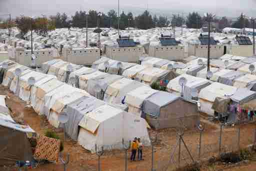 A general view of Nizip refugee camp, near the Turkish-Syrian border in Gaziantep province, Turkey, November 30, 2016. REUTERS/Umit Bektas