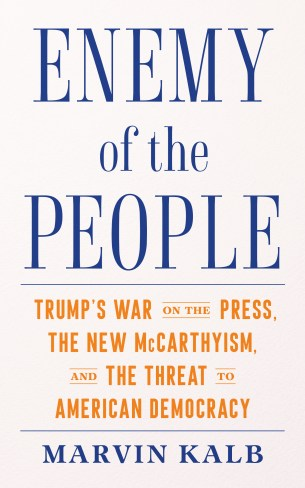 Front cover: Enemy of the People