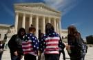 Students tour the U.S. Supreme Court in Washington