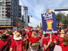 FILE PHOTO: Participants take part in a march in Phoenix, Arizona, U.S., April 26, 2018 in this picture obtained from social media.  Christy Chavis/File Photo via REUTERS   THIS IMAGE HAS BEEN SUPPLIED BY A THIRD PARTY. MANDATORY CREDIT. - RC16A9026150