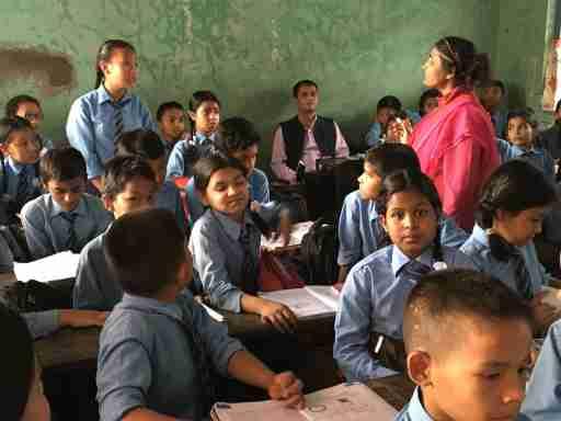 OAA workshop in Nepal