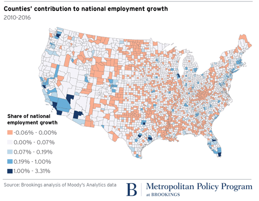 1. Middle-class incomes are stagnant