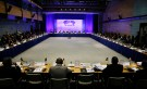 Representatives from various African nations gather at the opening session at the AGOA Forum during the US-Africa Leaders Summit in Washington August 4, 2014.   REUTERS/Gary Cameron    (UNITED STATES - Tags: POLITICS BUSINESS) - GM1EA841P4701
