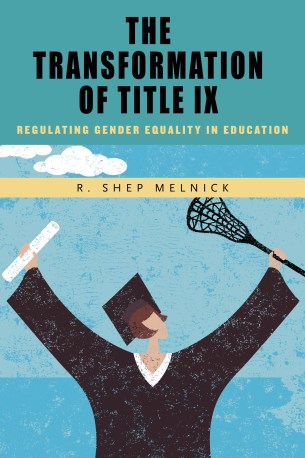 """The Transformation of Title IX"" cover."