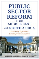 Cover: Public Sector Reform in the Middle East and North Africa