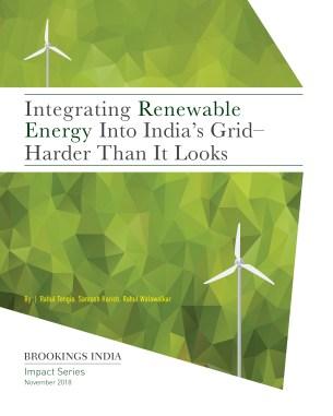 Integrating RE into India grid thumbnail