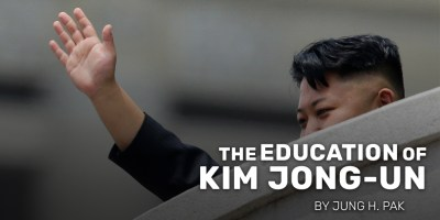 "From the Brookings Essay ""The Education of Kim Jong-un."""