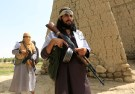 DATE IMPORTED:June 16, 2018Taliban walk as they celebrate ceasefire in Ghanikhel district of Nangarhar province, Afghanistan June 16, 2018.REUTERS/Parwiz