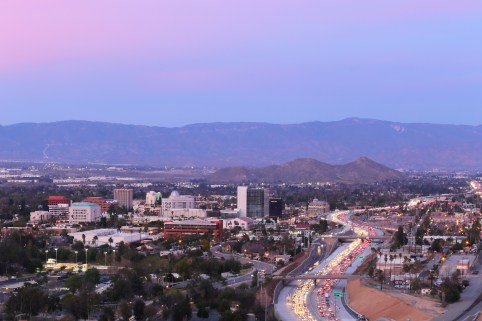 Riverside California