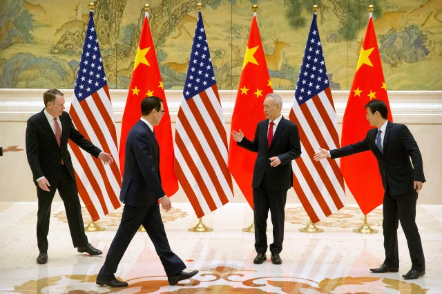 The US-China economic relationship: A comprehensive approach