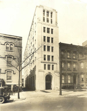 Brookings building at 722 Jackson Place, NW