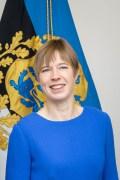 President of Estonia Kersti Kaljulaid