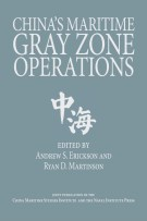Cover of book China's Maritime Gray Zone Operations
