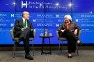 Bernanke and Yellen in conversation