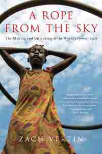"""A Rope from the Sky"" book cover"