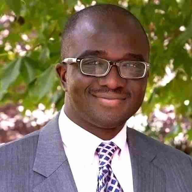 Hon.Ibrahima Guimba-Saïdou Minister, Special Advisor to the President of Niger