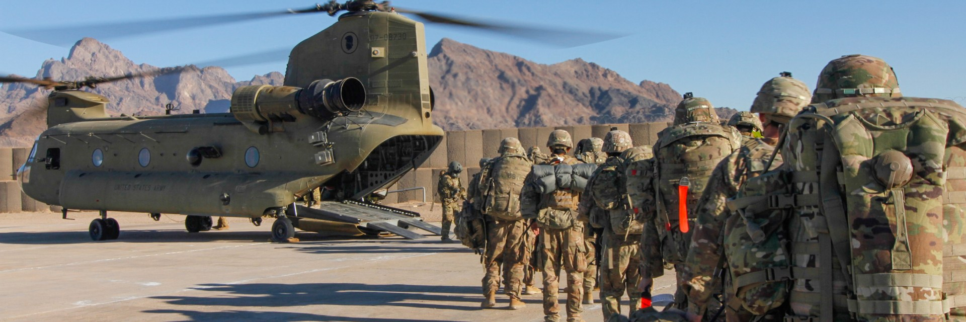 5,000 Troops for 5 years: A no drama approach to Afghanistan for the next  US president