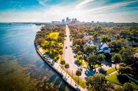 St Petersburg Florida