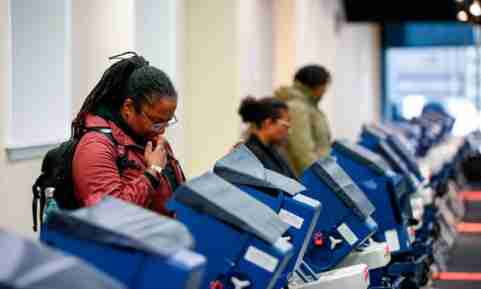 Do black people vote?