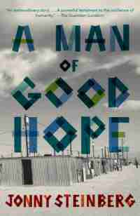 Book cover: A Man of Good hope