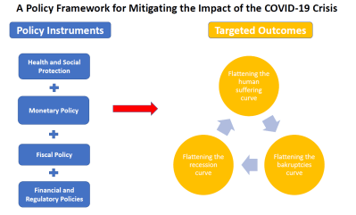 A policy framework for mitigating the impact of COVID-19