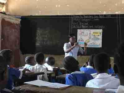Projet d'optimisation de l'évaluation pour tous en Gambie