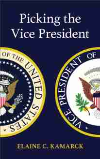 Cvr: Picking the Vice President