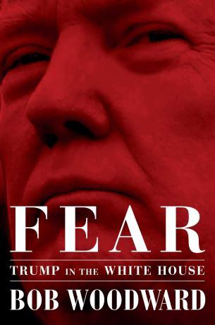 """Medo"" por Bob Woodward (capa)"