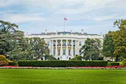 The White House, Washington DC (Shutterstock)