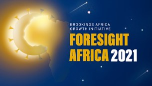 Foresight Africa 2021