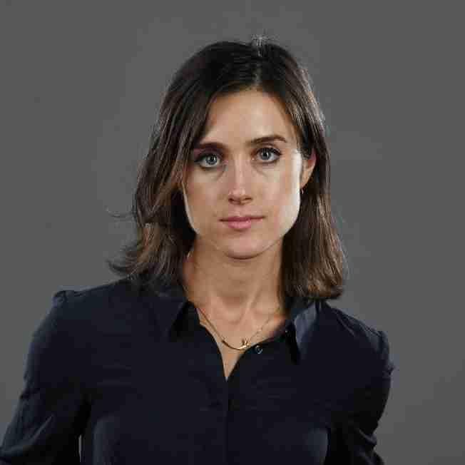Headshot of Louisa Loveluck, Baghdad Bureau Chief at The Washington Post