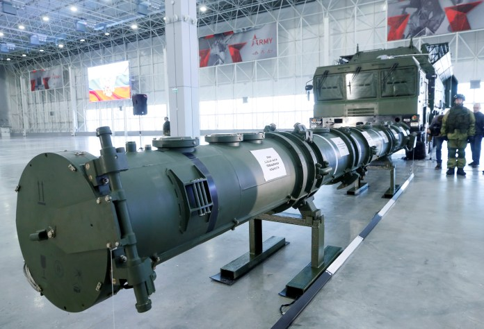 Germany's role in US-Russian nuclear arms control
