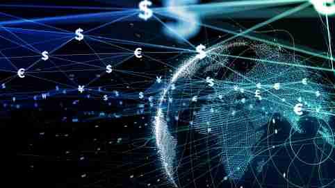 Global financial flows