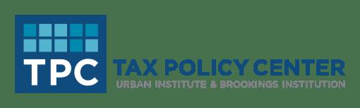 Urban-Brookings Tax Policy Center logo