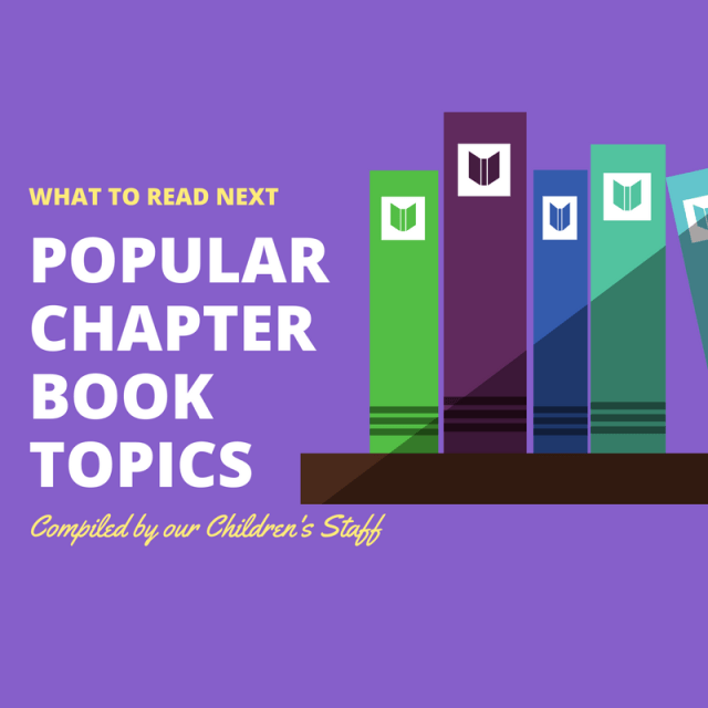 Popular Chapter Books