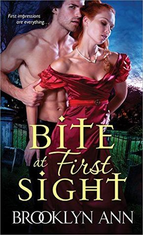 Book Cover: Bite At First Sight