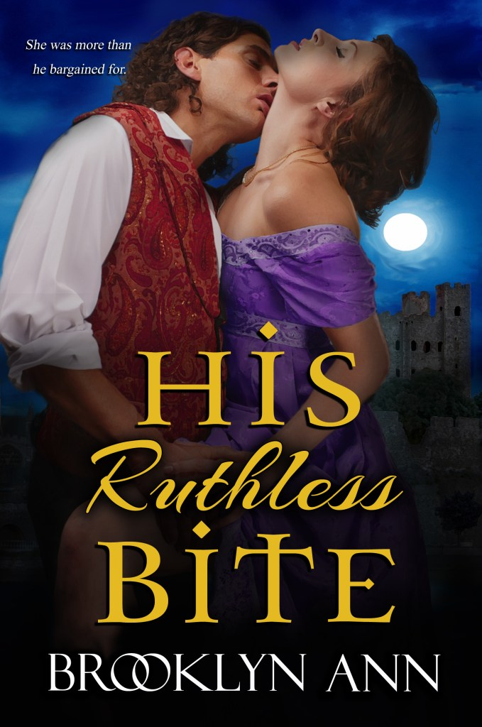 Book Cover: His Ruthless Bite