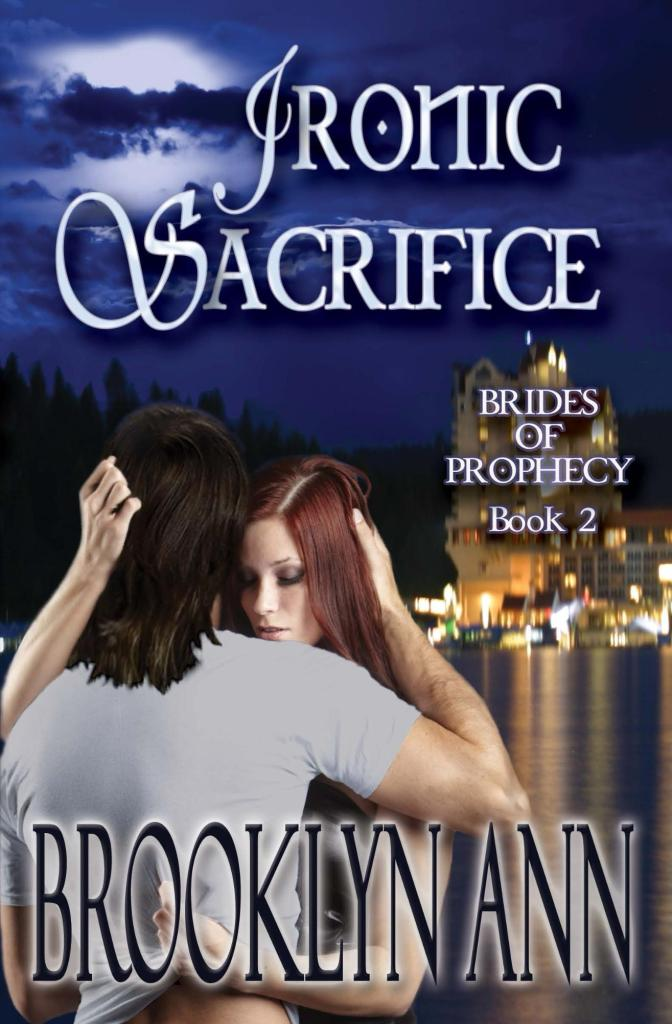 Book Cover: Ironic Sacrifice