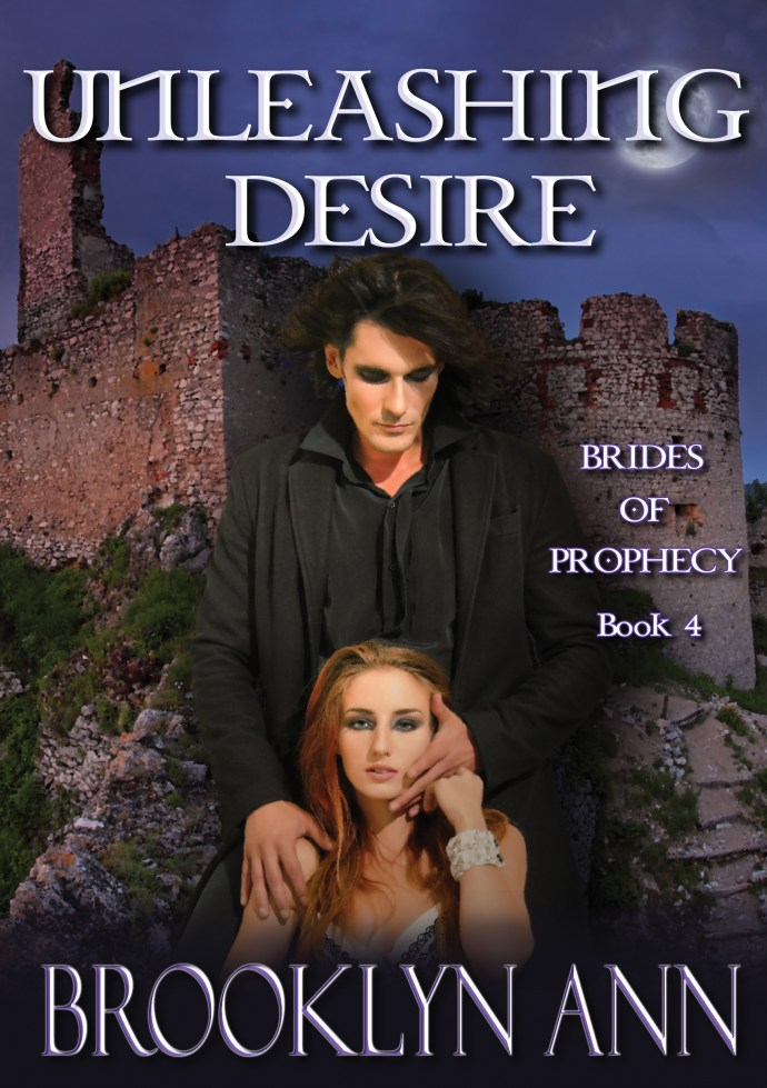 Book Cover: Unleashing Desire