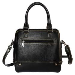 Genuine Leather Hand Bag For Women | Black