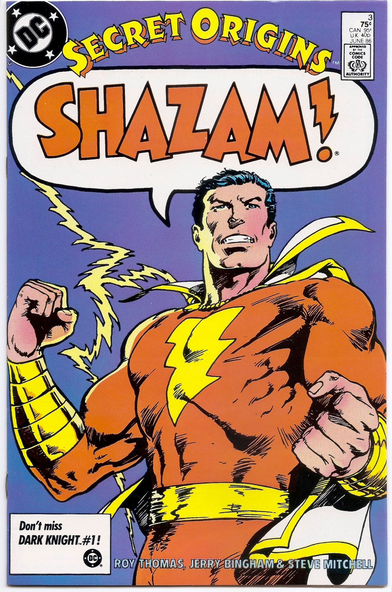 secret origins # 03 captain marvel shazam! origin