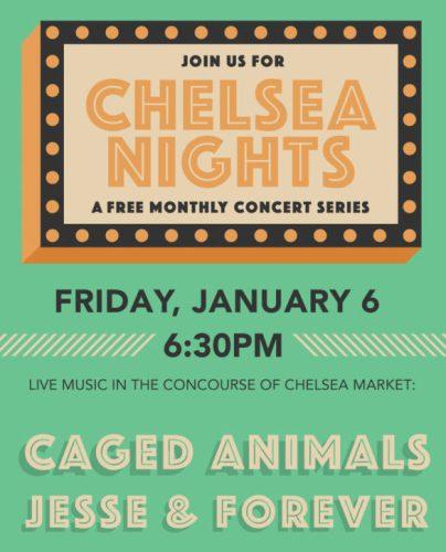 chelsea nights concert series