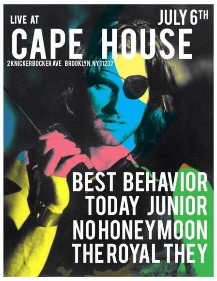 cape house bushwick