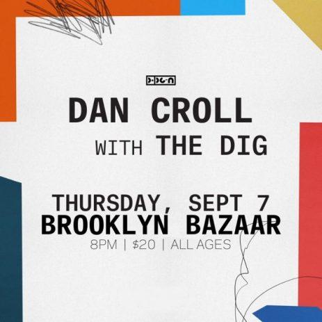 dan croll brooklyn bazaar