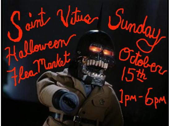 st vitus halloween market