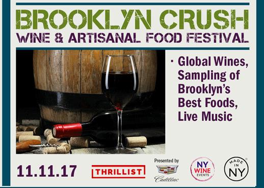 brooklyn crush wine fest